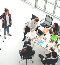 Im Volontärskurs für Presse- und Öffentlichkeitsarbeit werden Sie in vielen Bereichen geschult und in Kleingruppen auf den Arbeitsalltag vorbereitet.